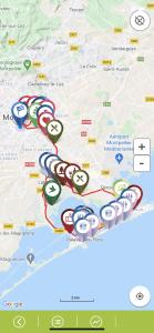Palavas Randosmart - découvrir Montpellier à vélo
